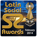 The Latin Social TV Awards