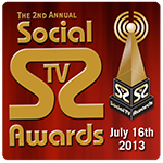 The 2nd Annual Social TV Awards